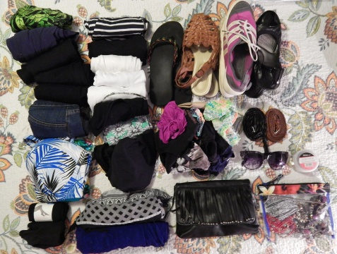 2 Months worth of clothing and accessories peopleeee