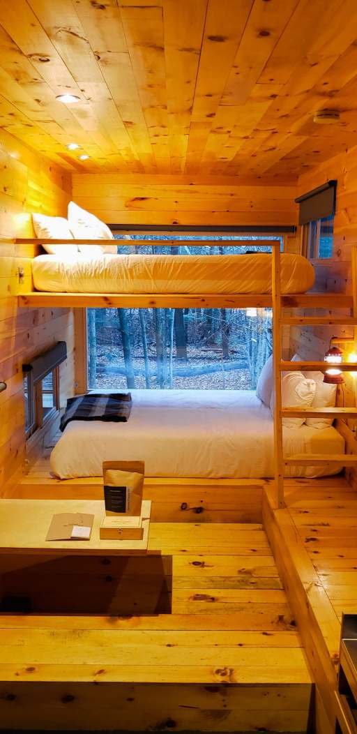 Voyaging Vagabond Getaway Tiny House Cabin